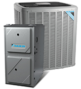 A split AC system is made up of an indoor and an outdoor unit that are designed to work together.
